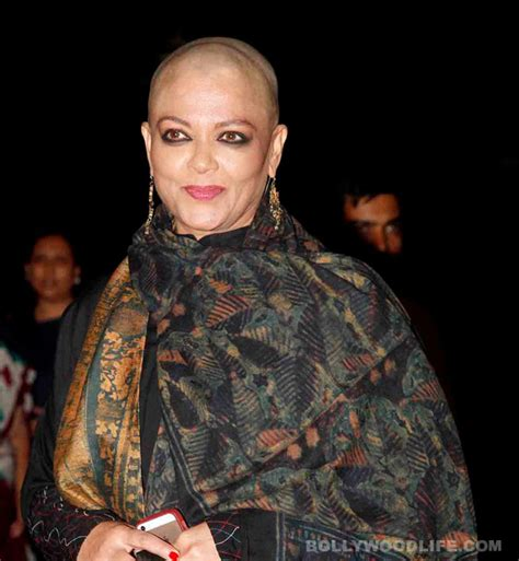 biography of film bajirao mastani tanvi azmi loses role in all is well due to her bald look