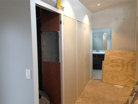 Fitting Wardrobe Doors by Interior Big Tiny House