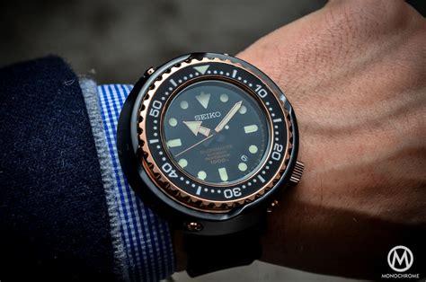 seiko marinemaster 1000m emperor tuna gold sbdx014
