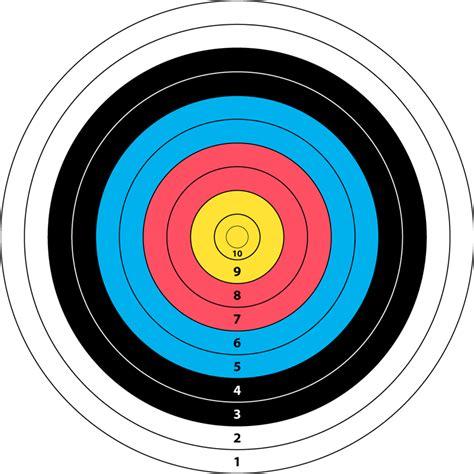 best printable shooting targets target shooting clipart best