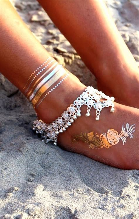temporary metallic tattoos best 25 ideas on lettering