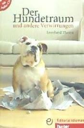 libro der hundetraum und der hundetraum buch cd audio agapea libros urgentes