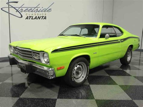 1973 plymouth duster 340 for sale 1973 plymouth duster for sale classiccars cc 891726