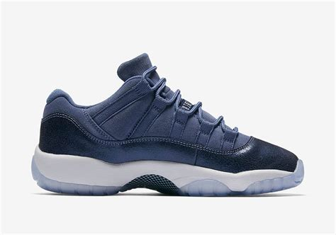 Color Code For Midnight Blue by Jordan 11 Low Blue Moon Release Date Info Sneakernews Com