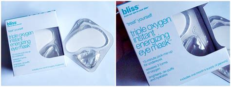 Best Oxygen Instant Energizing Mask by Bliss Oxygen Instant Energizing Eye Mask Review