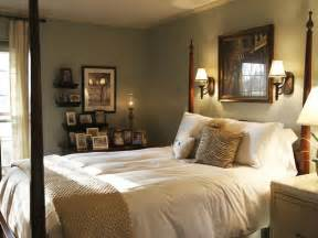 traditional bedrooms traditional bedroom with four post bed and white linens hgtv