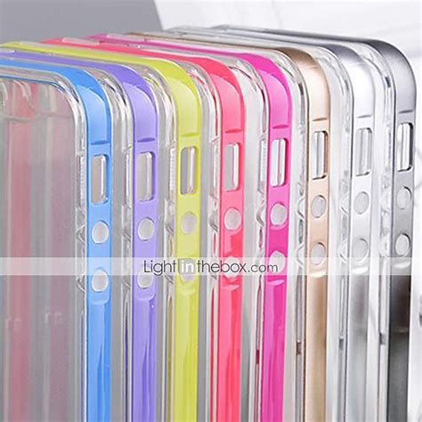 Blink Iphone 5 Blue call led blink transparent tpu back cover for iphone