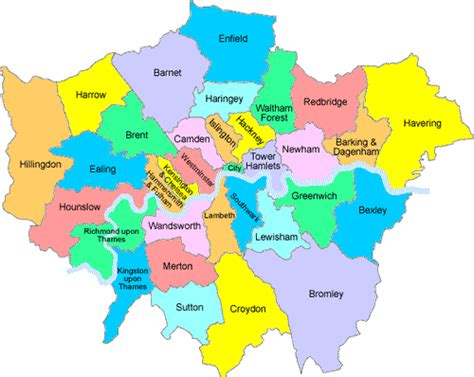 sections of london accommodations in london finding rooms flats to rent