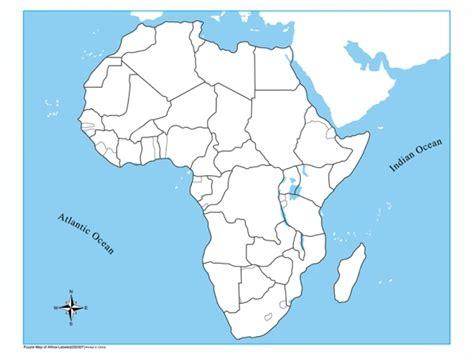 africa map unlabeled unlabeled map hallsofavalon