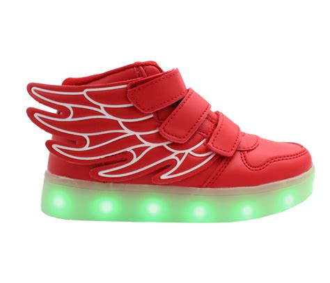 26 30 Wings Led Shoes led shoes wings led sneakers unisex shoes