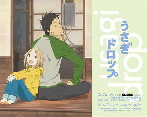 anime usagi drop usagi drop yumi unita zerochan anime image board