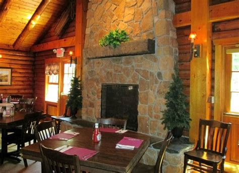 Cabin Restaurant Nj by This Log Cabin Review Of Plumstead Grill