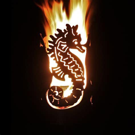 Jm Feuer by Gartenfackel Seepferd Ohne Stiel Fackeln