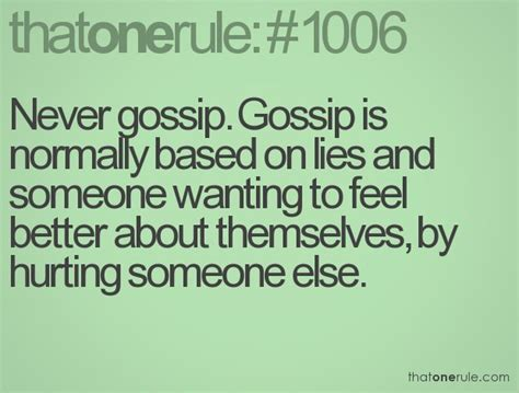 Afternoon Gossipy Goodness Snarky Gossip 8 by Gossip Quotes Rumors Hurtful Quotesgram