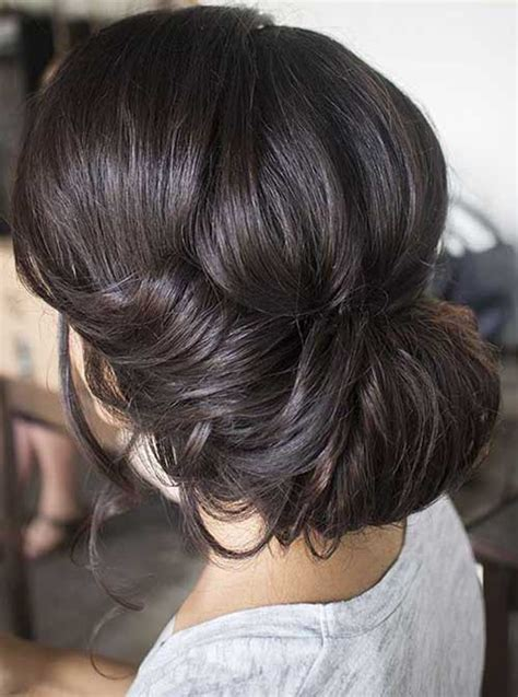 brunette hairstyles updos 20 updo hairstyles for wedding long hairstyles 2016 2017
