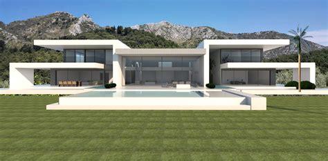 moderne design villa modern villas we design build and sell