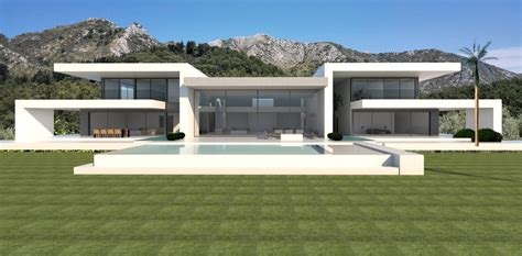 villa modern modern villas we design build and sell