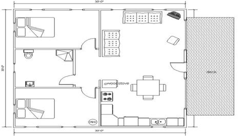 home design plans 30 50 30x30 house floor plans 30 x 50 ranch house plans 30x30