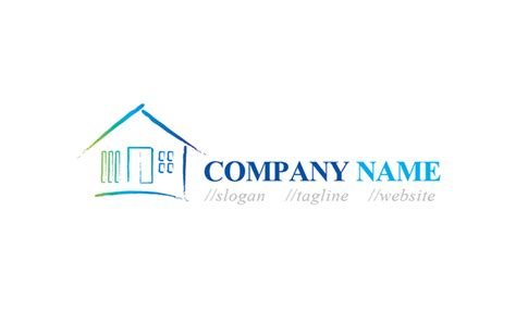 logo template house 187 igraphic logo