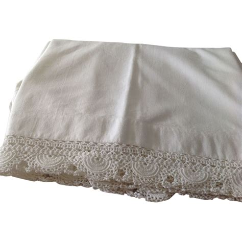 Linen Pillow Sham by Antique European Linen Oversize Pillow Sham Sold On Ruby