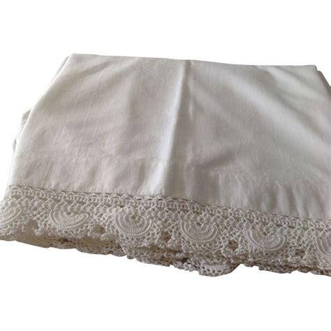 European Pillow by Antique European Linen Oversize Pillow Sham Sold On Ruby