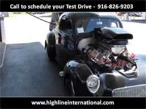 willys coupe  cars sacramento ca youtube