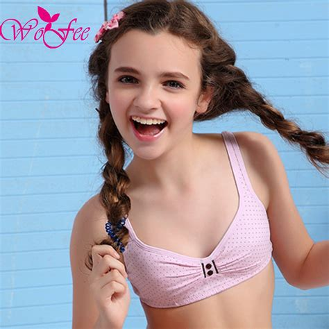 rainpow young little girls bra pants picture more detailed picture about wofee