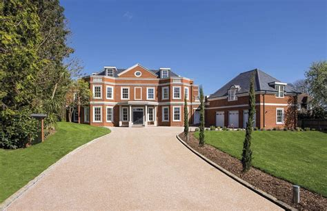 Orchard House ? An 11,000 Square Foot Newly Built Brick