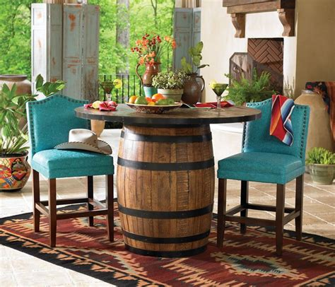 Lodge Style Table Ls 115 Best Southwestern Homes Images On