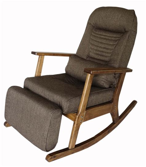 Rocking Recliner Garden Chair Aliexpress Buy Garden Recliner For Elderly Japanese Style Armchair With Footstool
