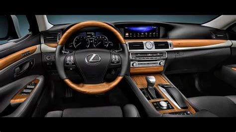 automobile air conditioning service 2011 lexus ls interior lighting 2016 lexus ls 460 interior youtube
