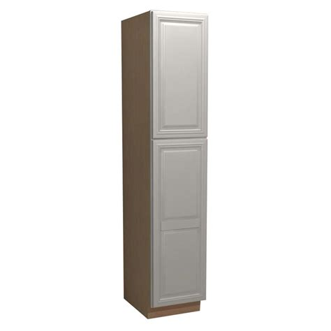 Kitchen Pantry Cabinets Freestanding by Keter 35 In X 74 In Wide Xl Freestanding Plastic Utility