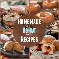 Pasta Salad Recipes Cold by Homemade Donut Recipes 8 Easy Recipes For Donuts Mrfood Com