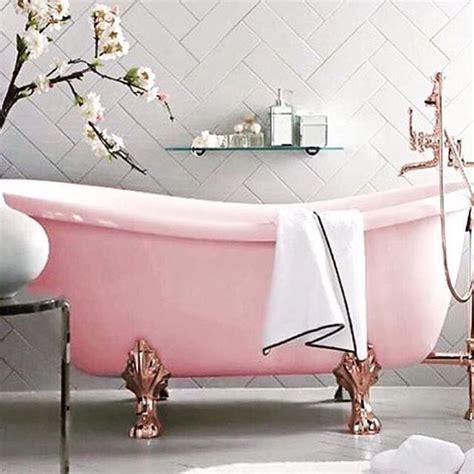 Pink Bathtub by Best 25 Pink Bathtub Ideas On Pink Bathrooms