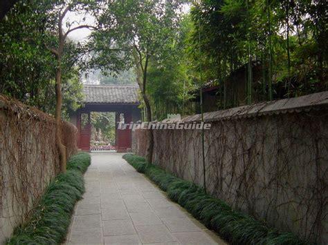 Du Fu Thatched Cottage by Chengdu Du Fu Thatched Cottage Chengdu Du Fu Thatched