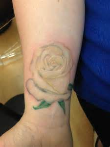 white ink rose tattoo 64 best rosetatovering images on realistic