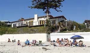 coastal commission says the romneys can build la jolla
