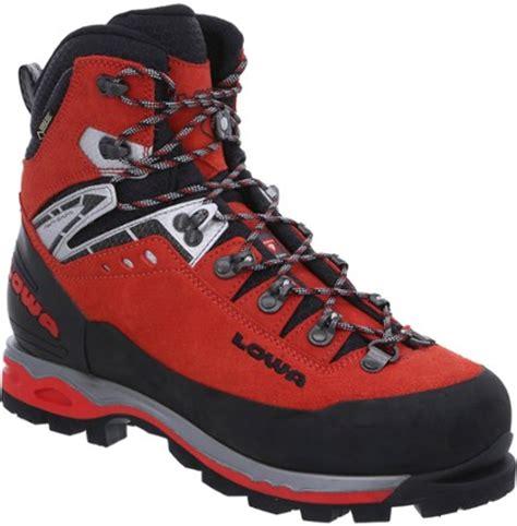 Sepatu Boot Rei lowa mountain expert gtx evo mountaineering boots s