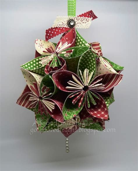 25 best ideas about paper ornaments on