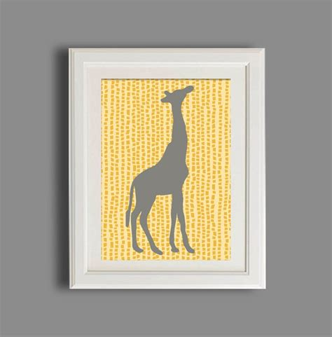Yellow Nursery Decor 1000 Images About My Baby Quot Giraffe Quot Nursery Ideas On