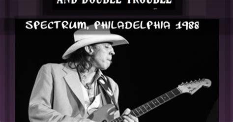 soundaboard stevie ray vaughan double trouble spectrum philadelphia