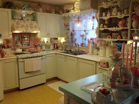 shabby chic kitchen cabinets marceladick com pink shabby chic kitchen kitchens pinterest
