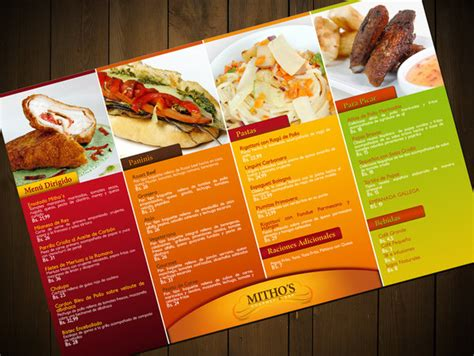 restaurant menu layout inspiration restaurants menu design ideas images