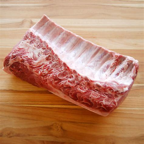 Rack Of Pork Ribs by Berkshire Pork Rib Roast Bone In Shop D Artagnan