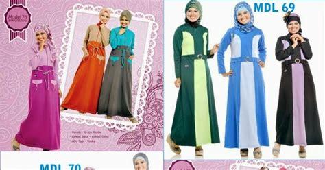 Mutif 128 Baju Muslim Anak Gamis Anak Dress Anak koleksi baju gamis syar i mutif 78 79