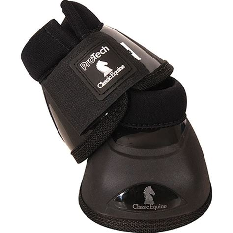classic equine pro tech bell boots