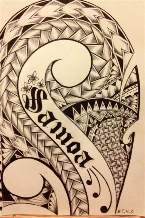 samoan warrior tribal tattoos tat mz samoa tatting and