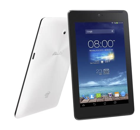 Tablet Asus Windows 8 Termurah asus fonepad 7 7 inch tablet with phone function white intel atom z2560 1 6ghz 1gb ram