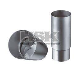 Geruchsverschluss Fallrohr Kunststoff by Geruchsverschluss Edelstahl 100 Mm F 252 R Fallrohr Zink