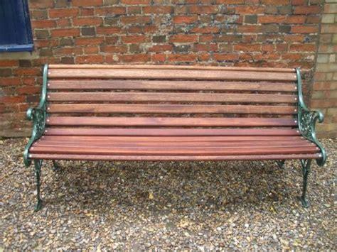 victorian garden bench victorian garden bench 176492 sellingantiques co uk